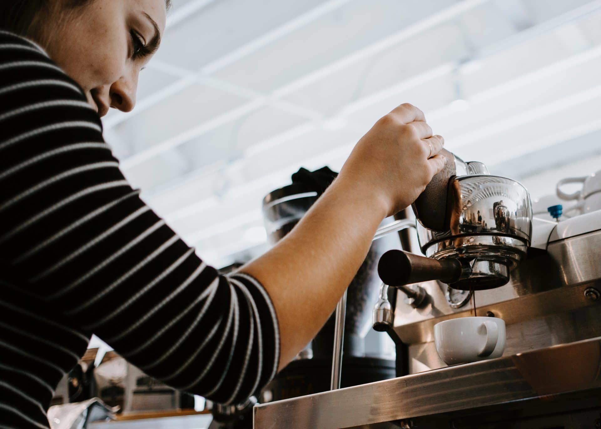 Interview Preparation, Independent coffee shop in Brighton