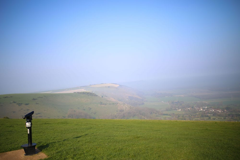 the South Downs National Park - Why move to Brighton