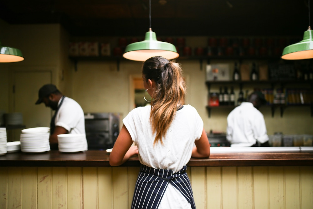 Waitress Jobs Brighton. The waitressing team at Polpo in Brighton
