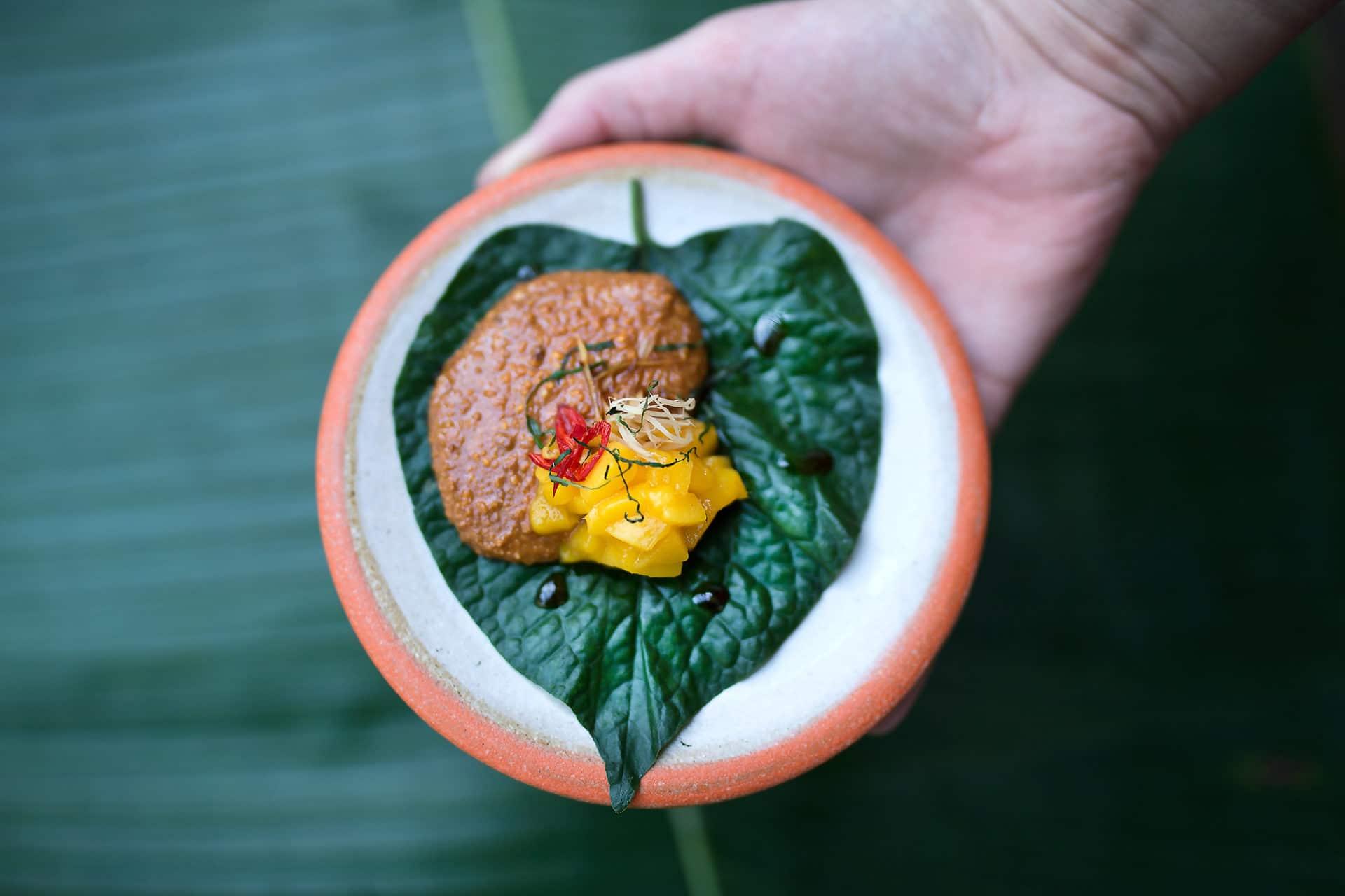 Starter dish at Lucky Khao Restaurant - Restaurant Social Media