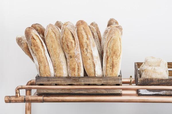 French Loaves, Artisan Baker in Brighton, The Flour Pot Bakery