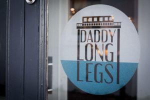 Daddy Long Legs in Brighton, Apprentice Chef