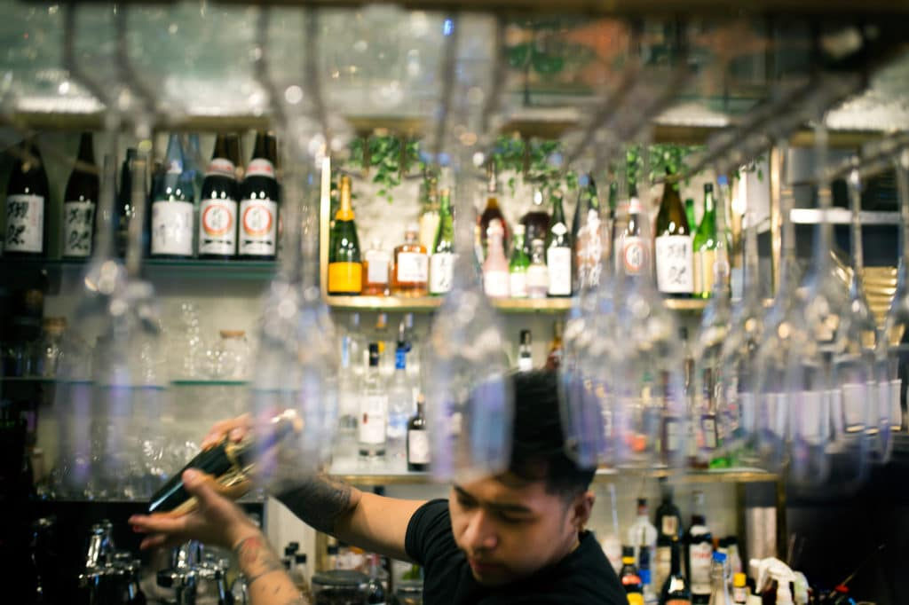 Cocktail Bar at Kujira - Part Time Chef Job in Brighton, Preston Street, Kujira