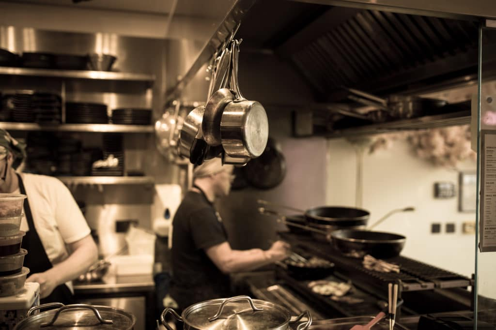 The Kitchen at Kujira - Part Time Chef Job in Brighton, Preston Street, Kujira