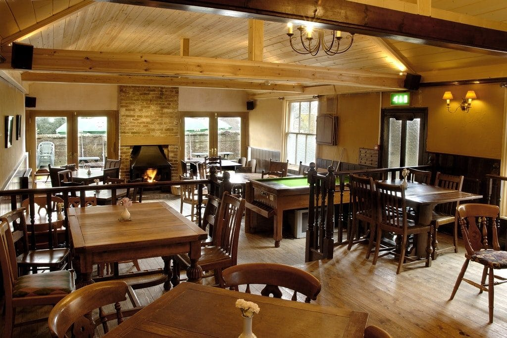 Apprentice Chef in Sussex, White Horse in Ditchling