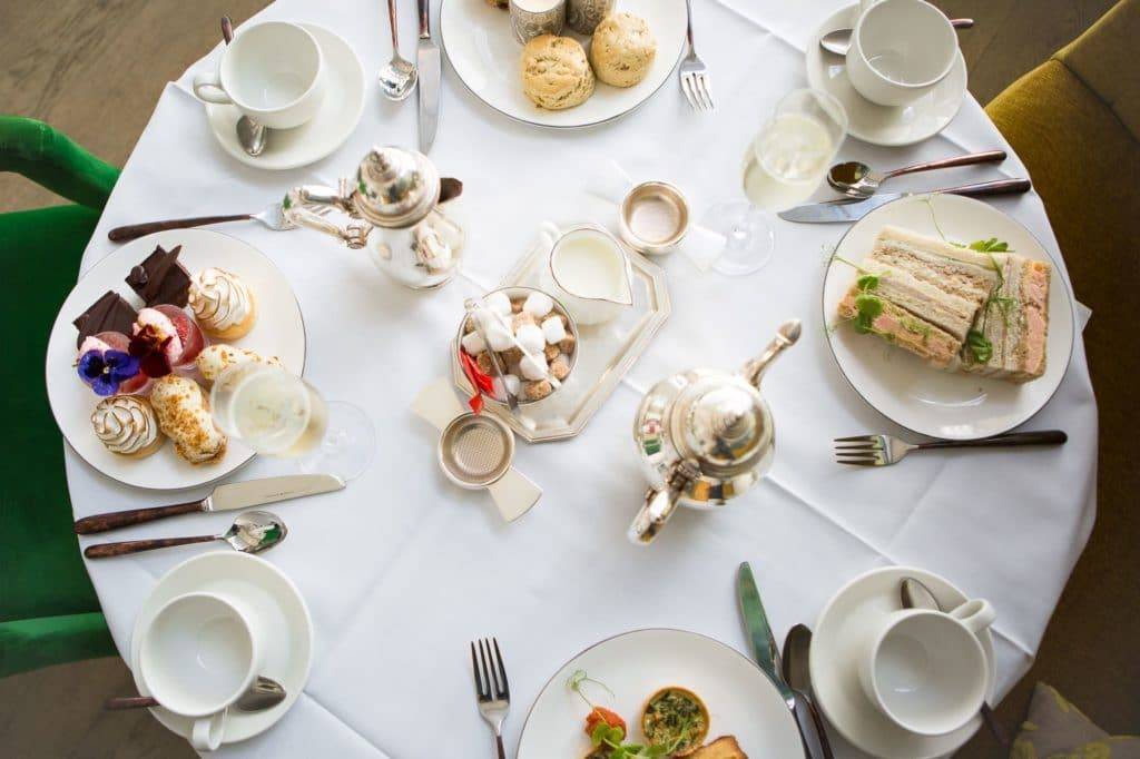 Afternoon Tea at The Grand Hotel Brighton
