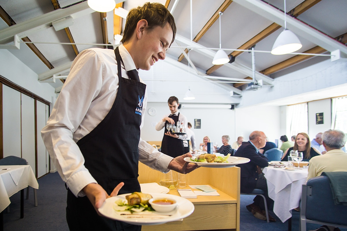 jobs in brighton, Hospitality Apprentices Catering Arundel Restaurant