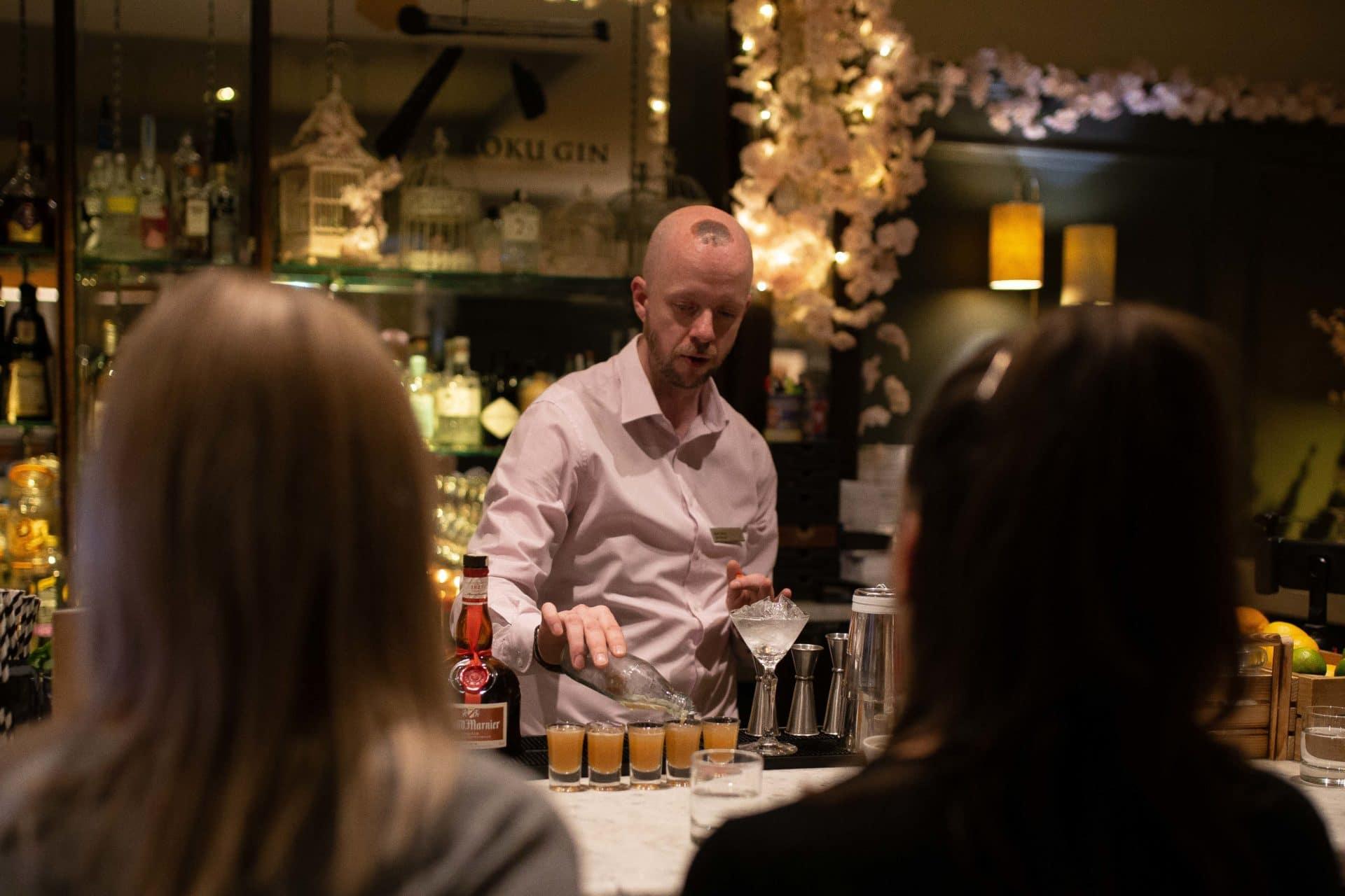 How to become a career bartender - Matt the career bartender