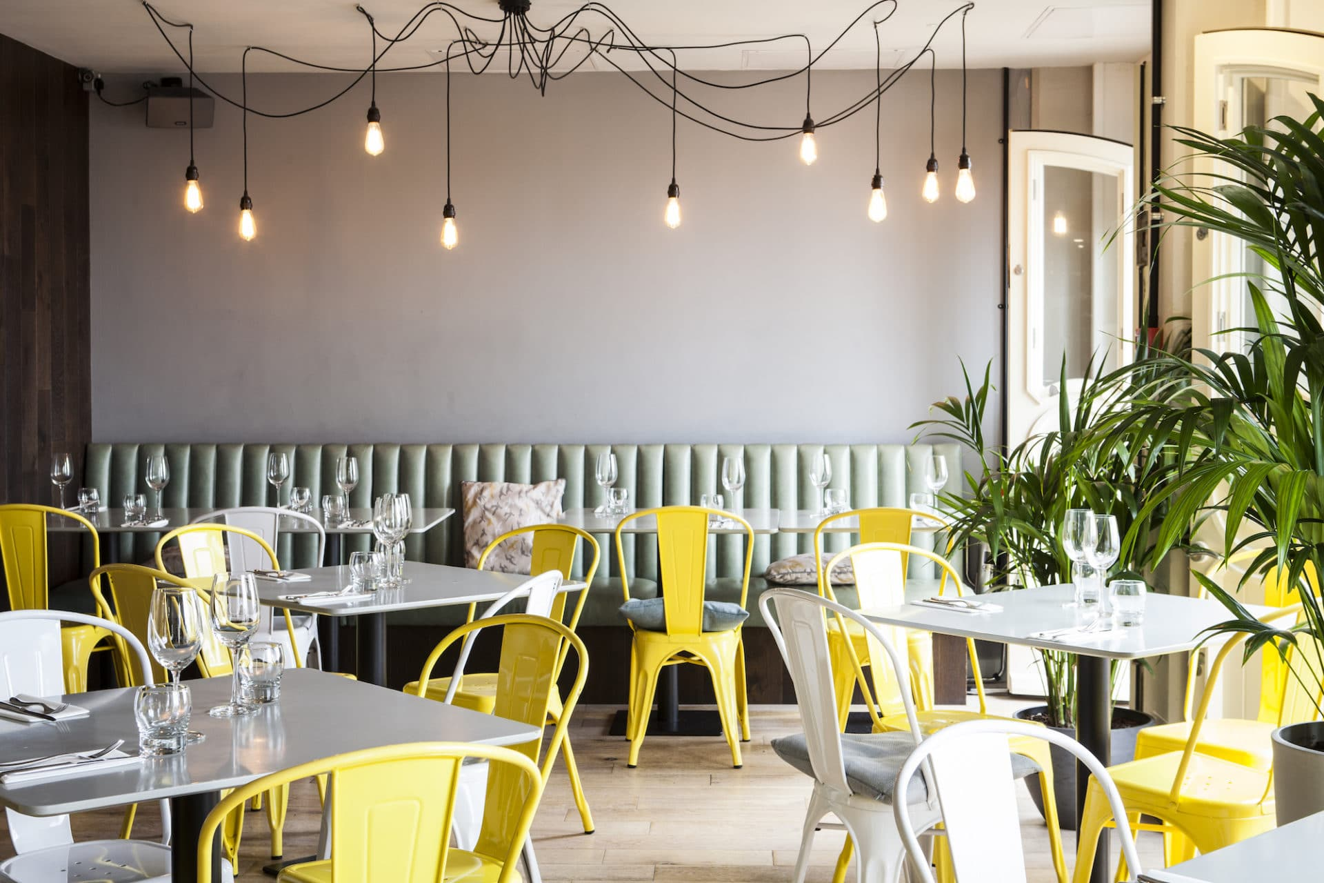 Chef Michael Bremner, Murmur on Brighton's seafront