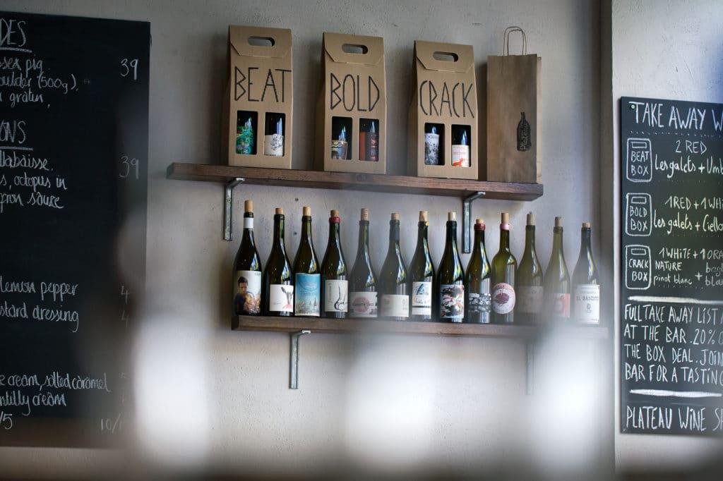 Wine at Plateau - Head Chef Role at Plateau