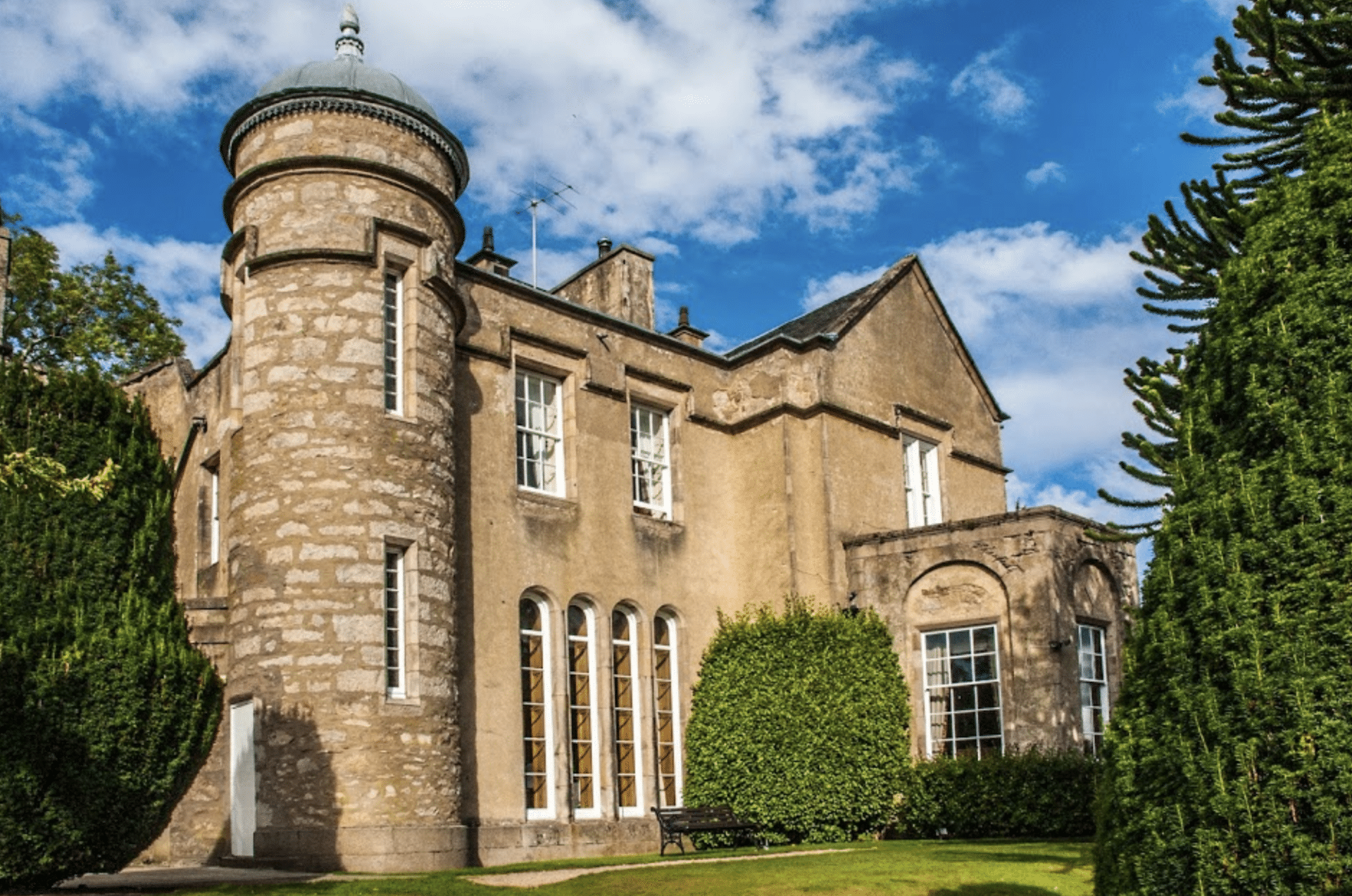 The Pittodrie House Hotel in Aberdeenshire - Michael Bremner