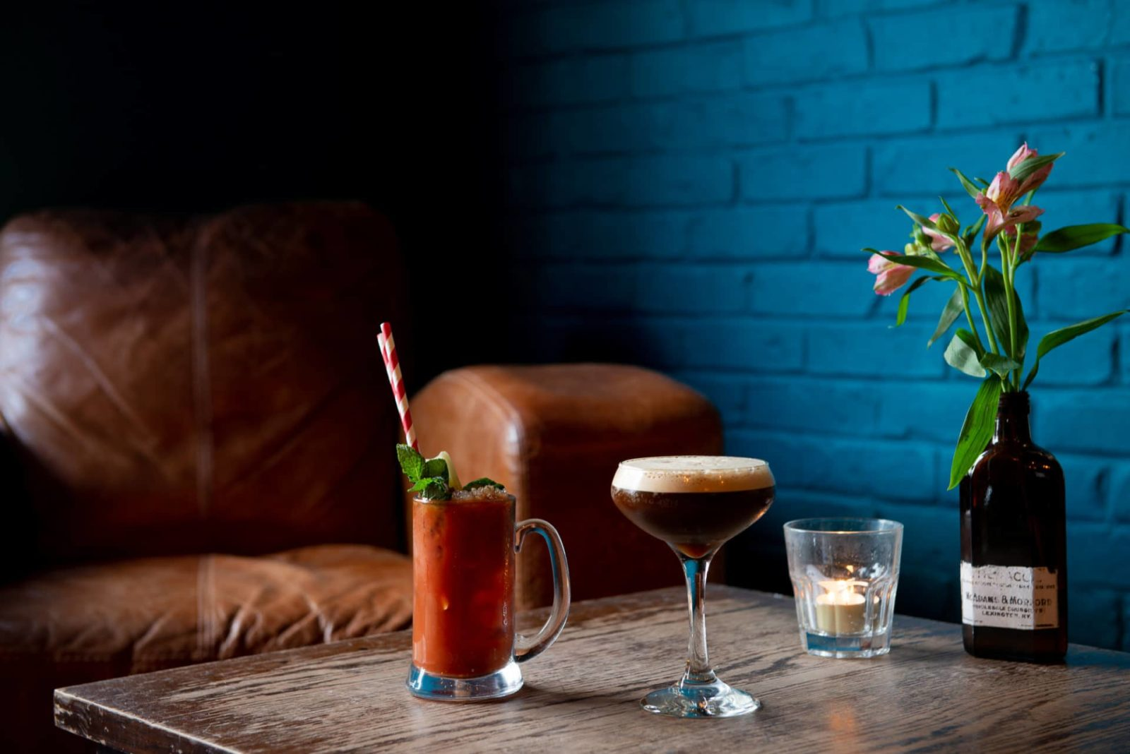 Mesmerist Brighton Bar Back Job