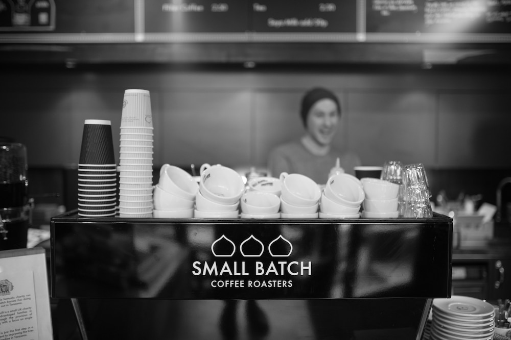 Small Batch Coffee in Hove
