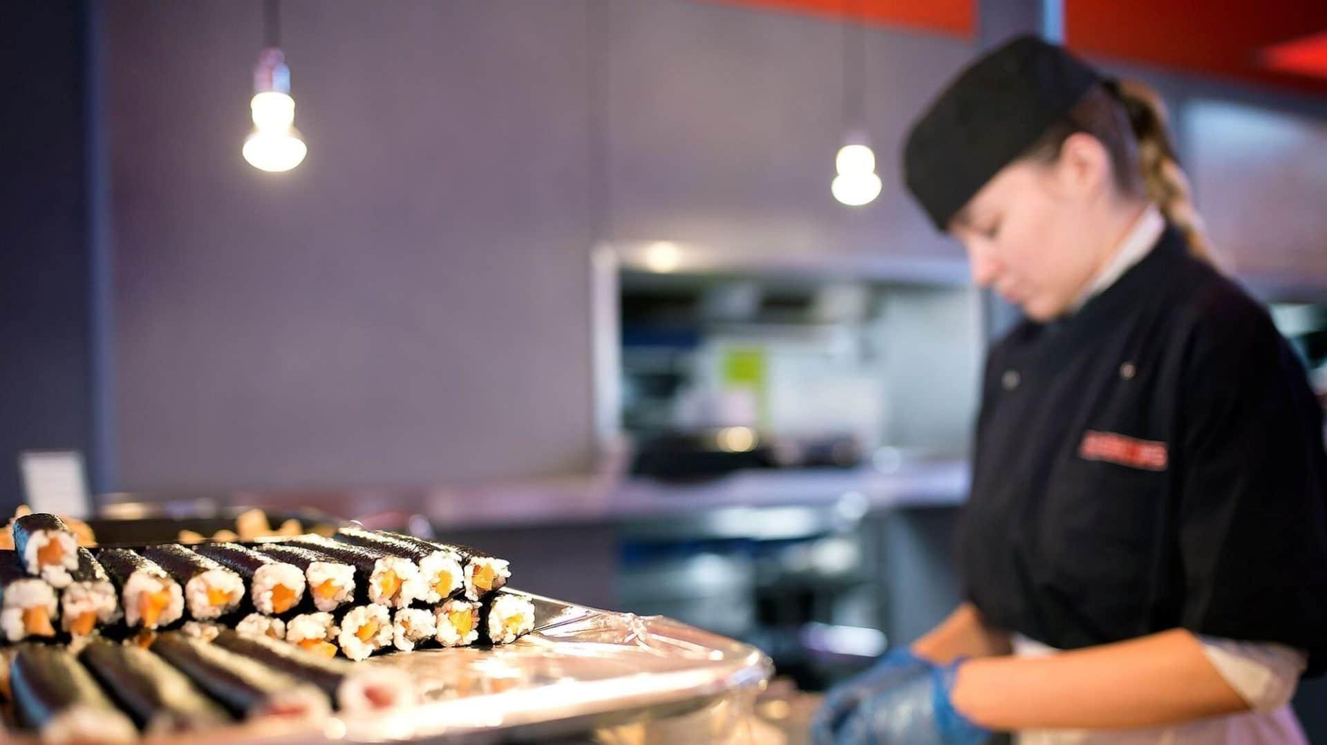 Chef Moshimo - Moshimo Vegan Challenge
