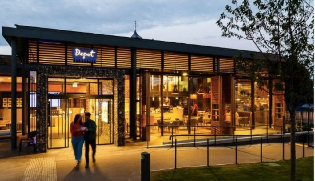 Cinema Depot Lewes