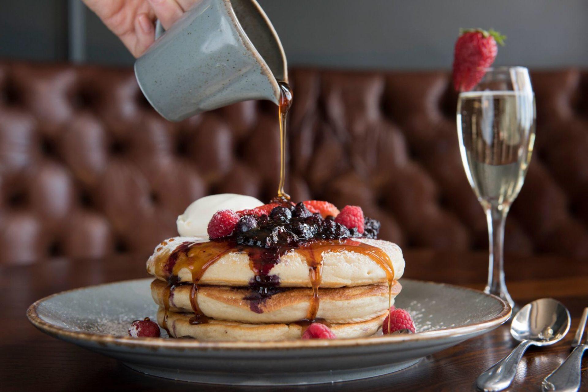 Pancakes Jo Hunt
