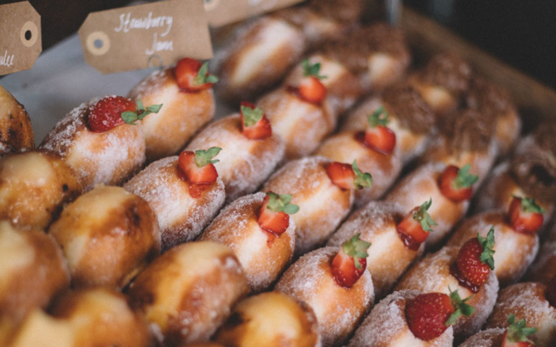 The Flour Pot Donuts