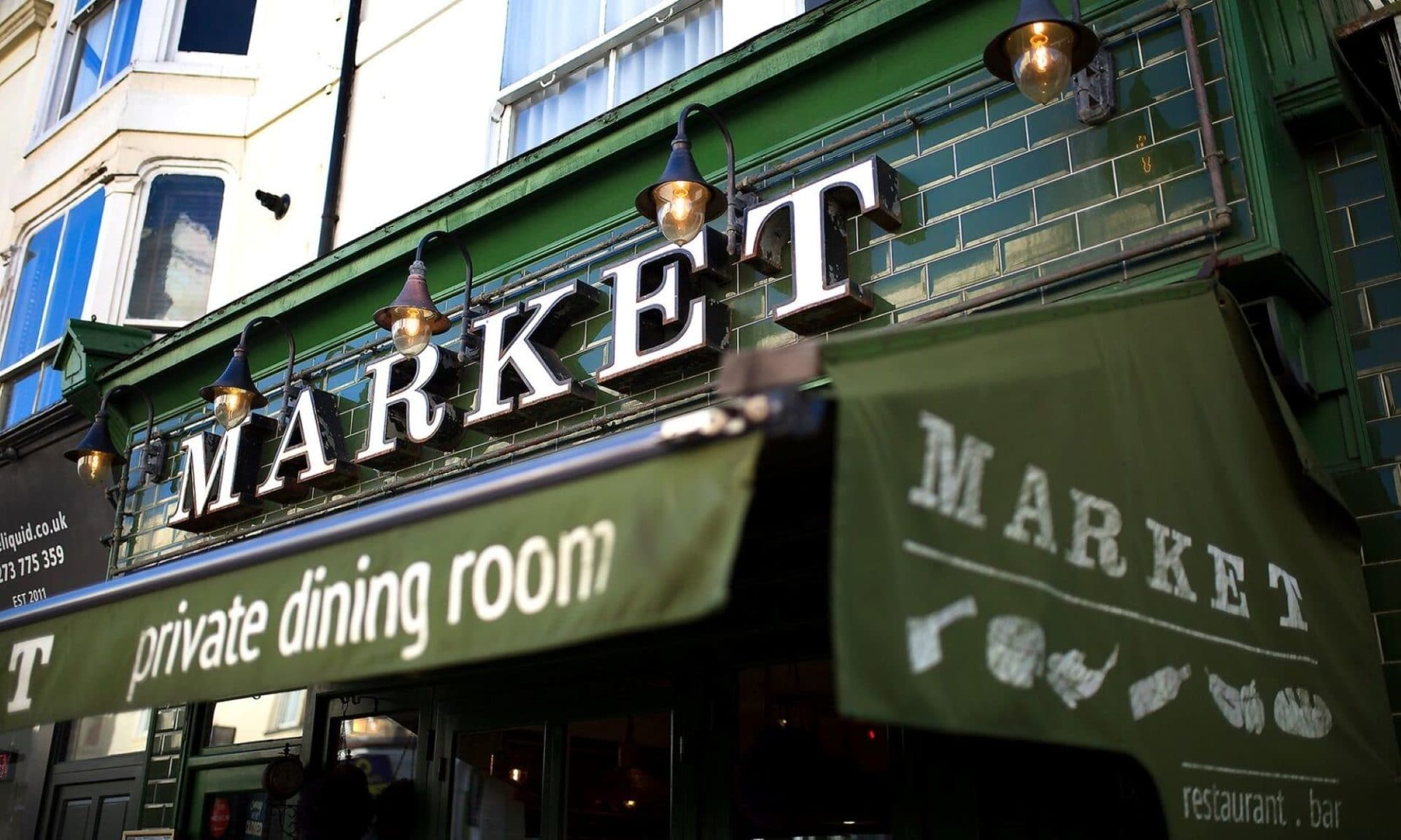 The Market Restaurant Hove