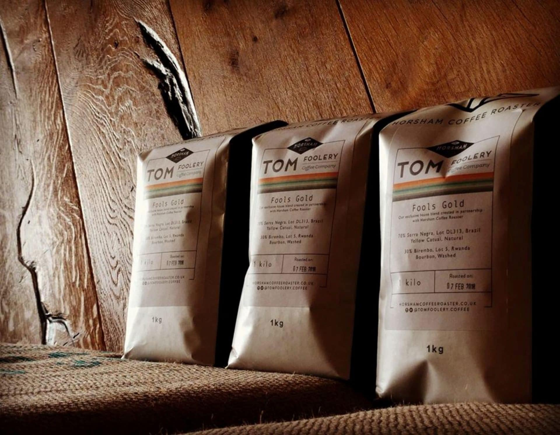 The Tom Foolery Coffee Company