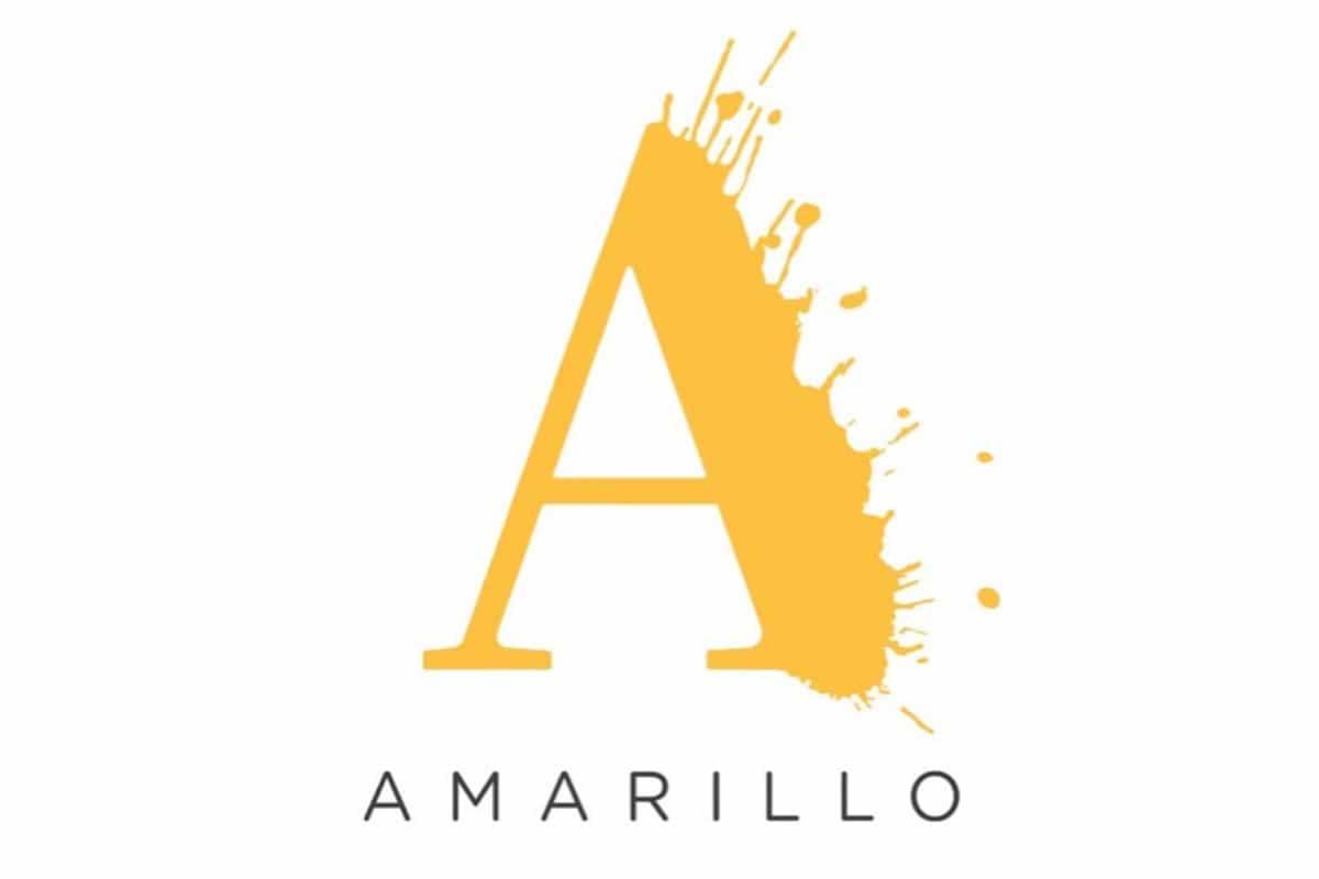 Logo - Amarillo restaurant Brighton, Ian Swainson