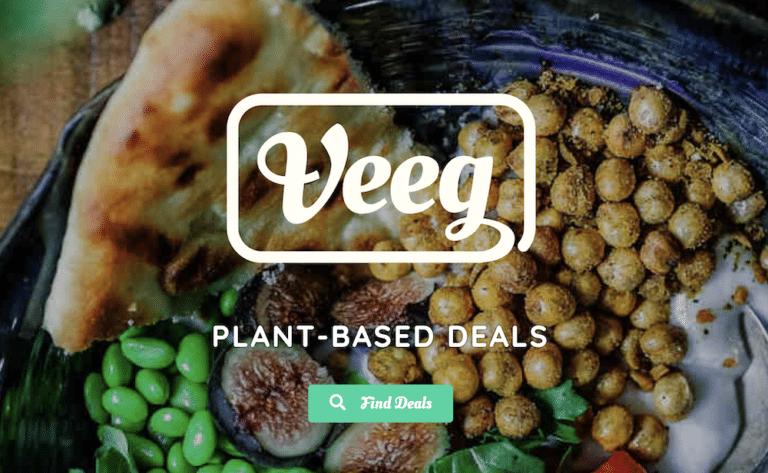 Veeg Brighton - Plant Based Deals