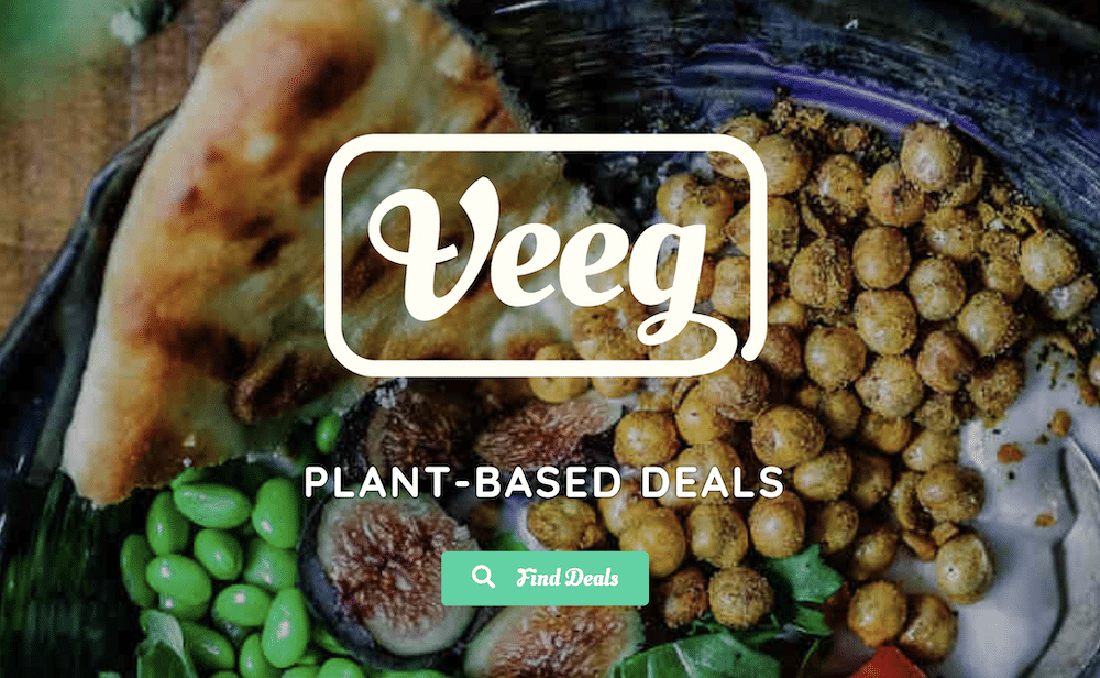 Veeg Brighton - Plant Based Deals