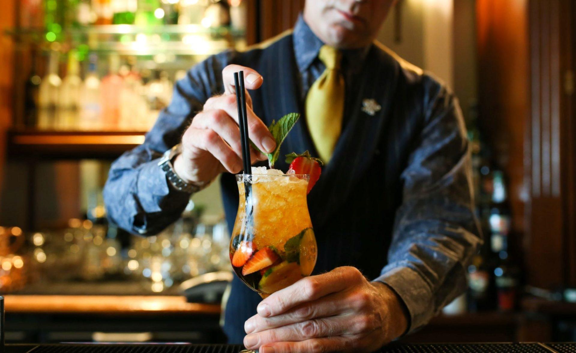 Grand Hotel Waiter