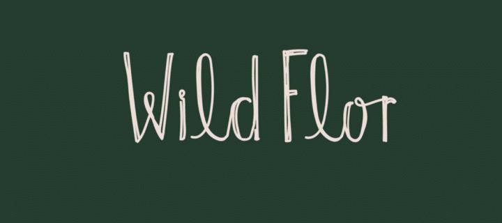 wild flor logo