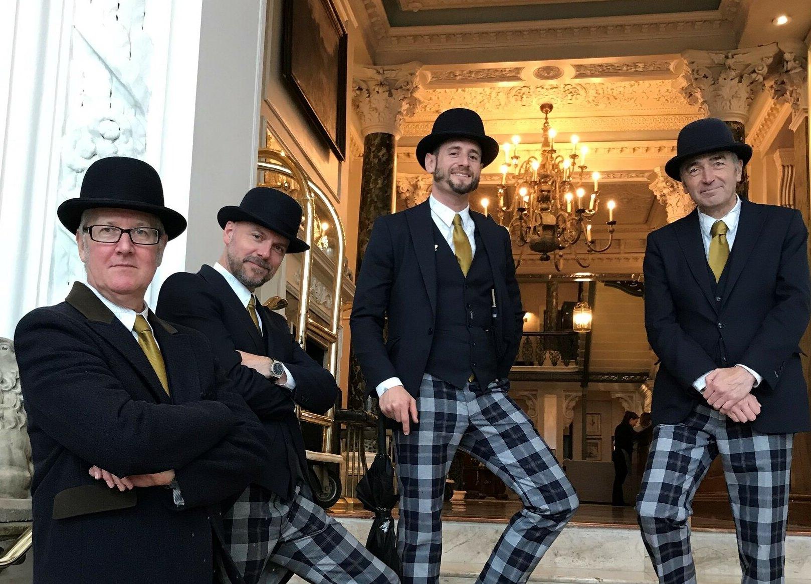 Concierge at The Grand Hotel Brighton