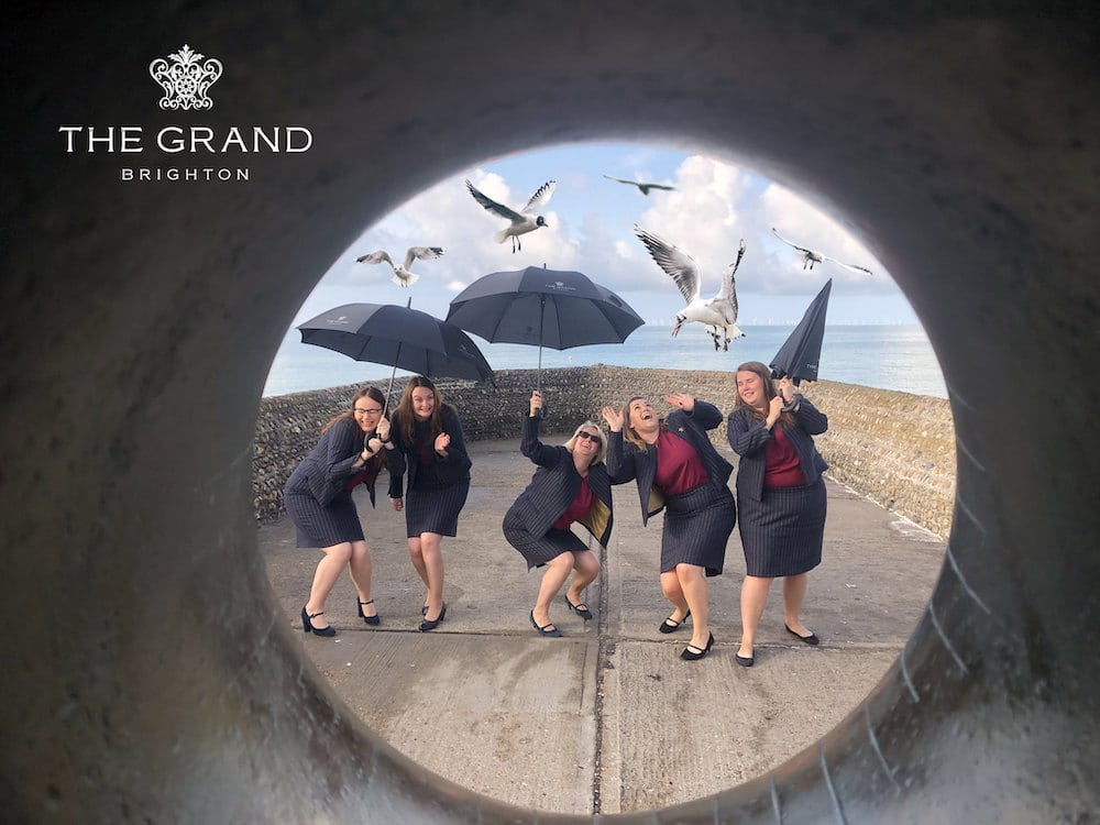 The Grand Brighton Team