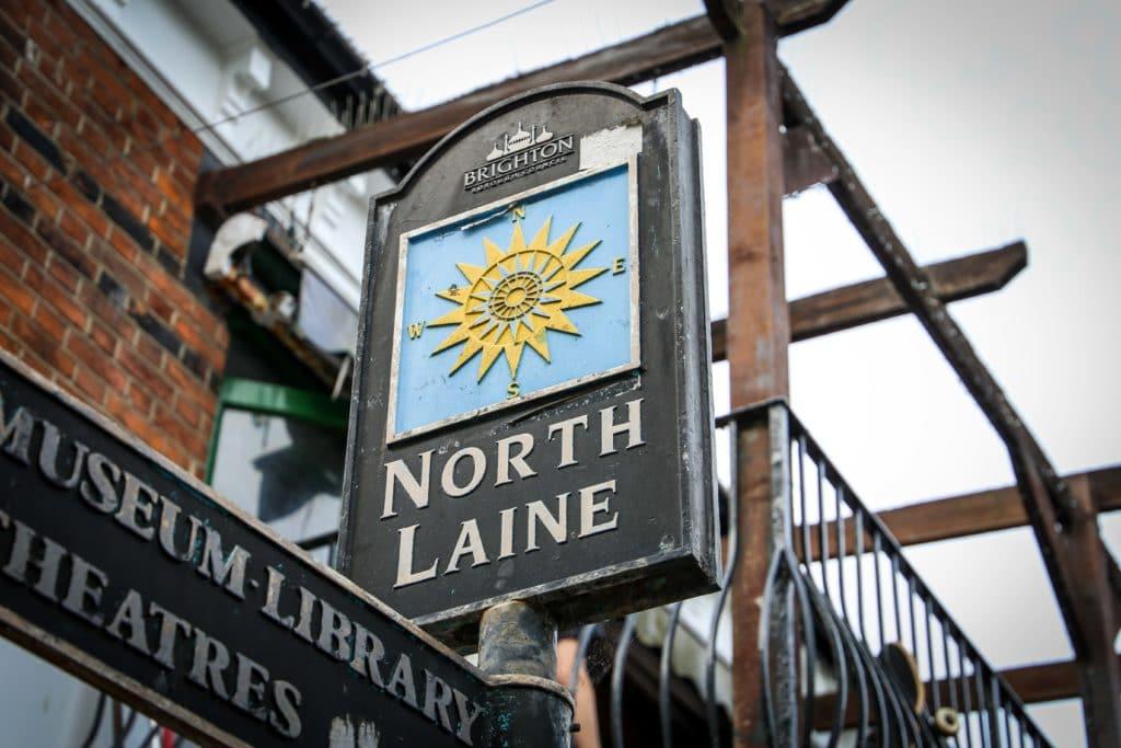 North Laine