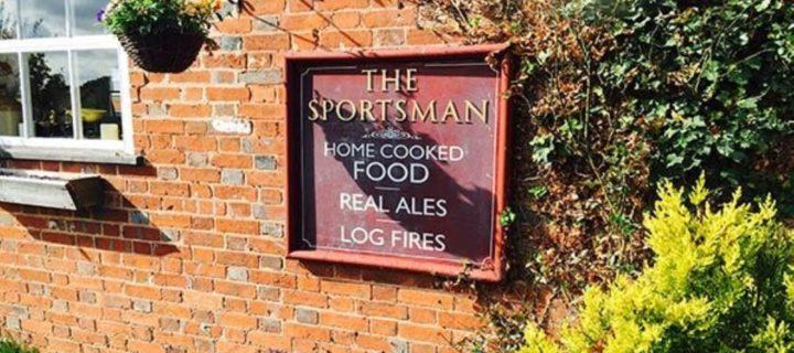 Bar & Waiting Sportsman pub