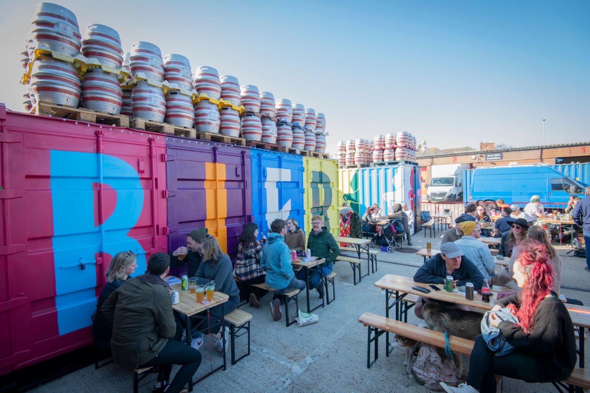 Brighton Bier Bar Staff