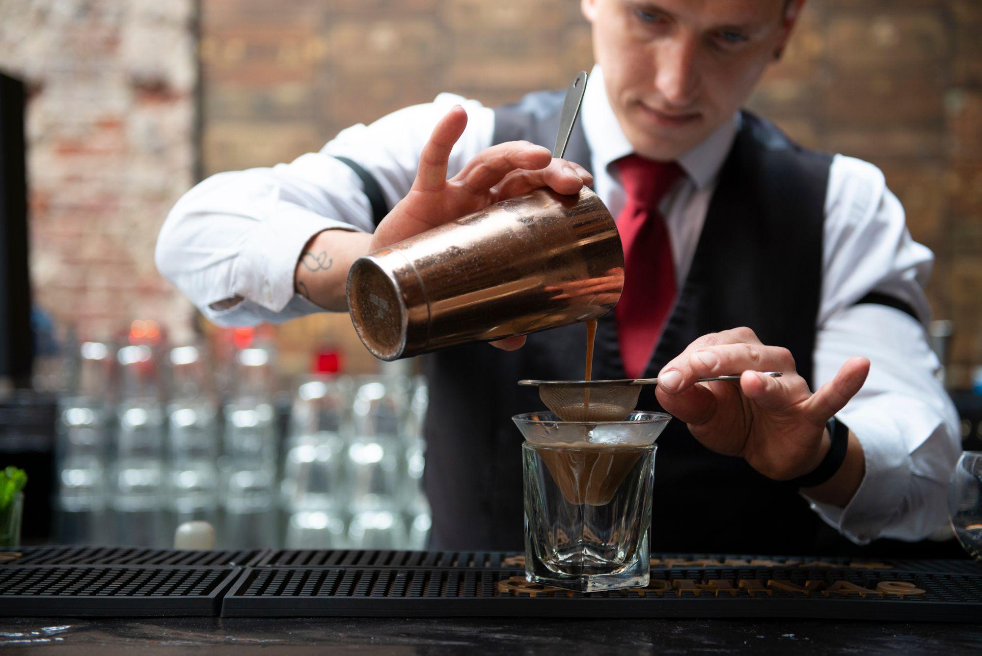 Bohemia Brighton Bartender