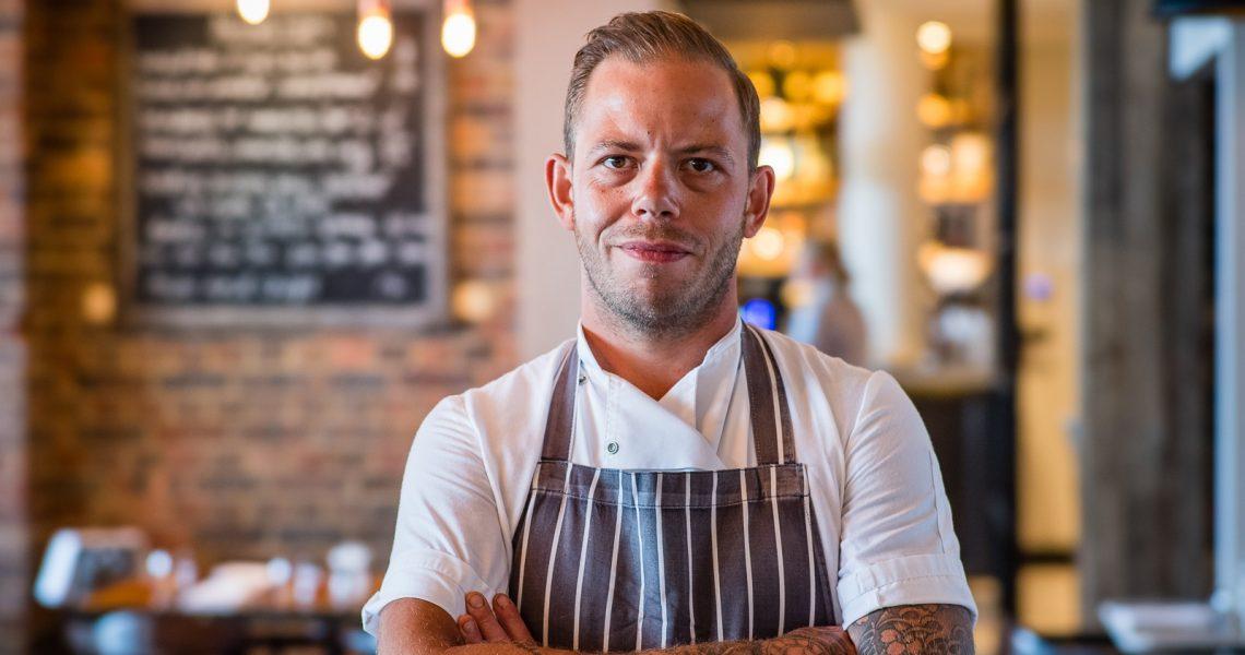 Chef Dave Mothersill Brighton
