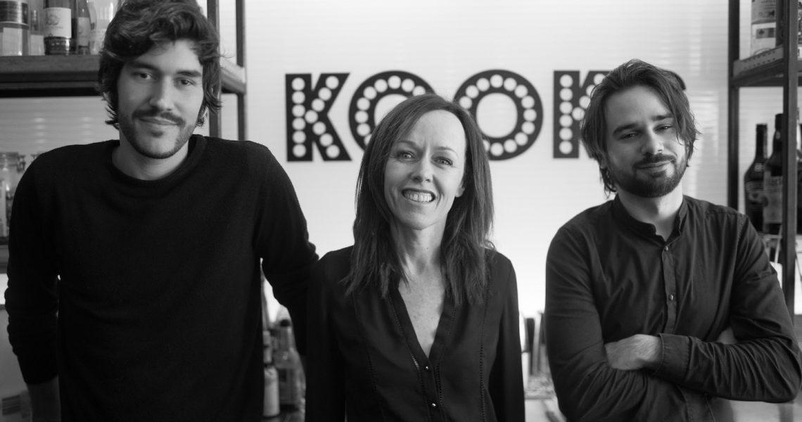 Rebecca at Kooks, Women in Hospitality