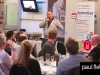 Brighton business Curry Club April 2013 at the Sussex County Cricket Club in Hove. 3rd birthday