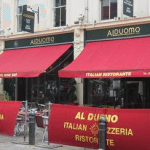Al Duomo, Italian & Pizza Restaurant, Pavilion Buildings, Brighton