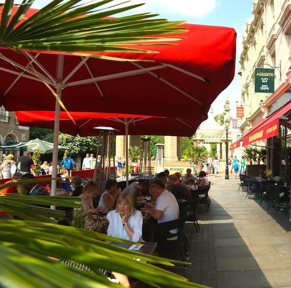 Al Duomo, Italian, Restaurant, Brighton