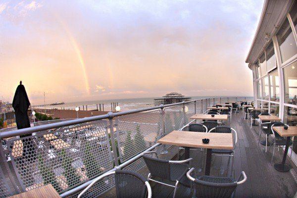 Alfresco Restaurant, Brighton Seafront Restaurant, Seafood, fish