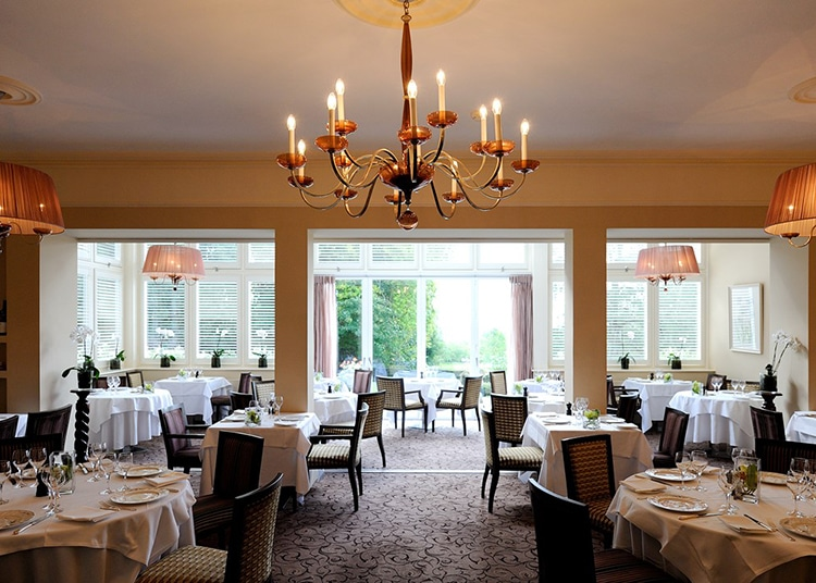 Ockendon Manor Restaurant, Fine Dining Restaurant, Cuckfield, Sussex