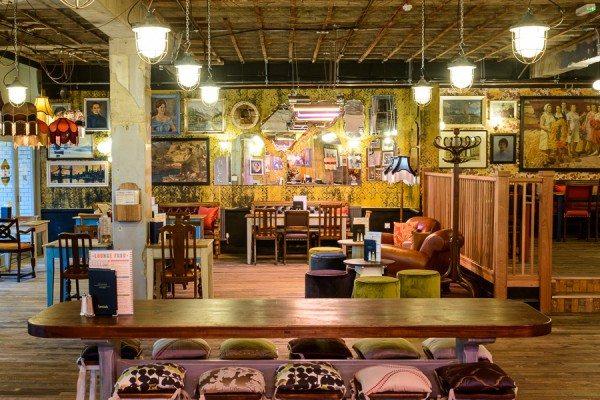Al Campo lounge, London Road, Brighton, bar, food pub