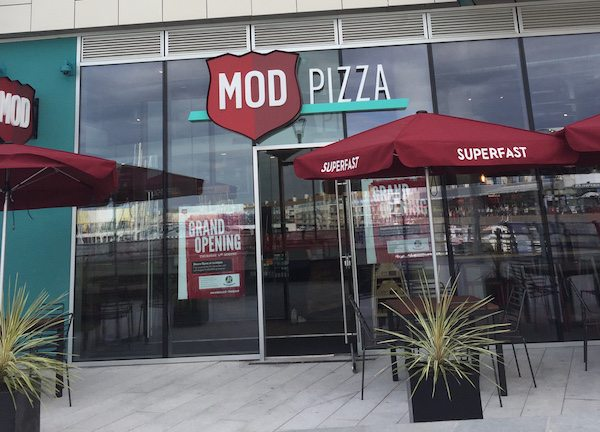 Brighton Marina Restaurant, MOD Pizza