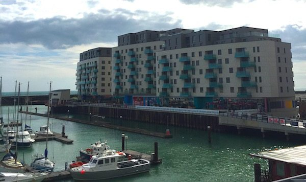 Brighton Marina Restaurants