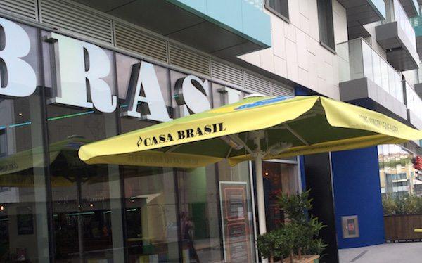 Casa Brasil, Brighton Marina restaurant