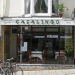 Italian restaurants, pizza and pasta, Brighton