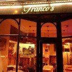 Franco's Italian, Pizza and pasta, restaurant, Hove
