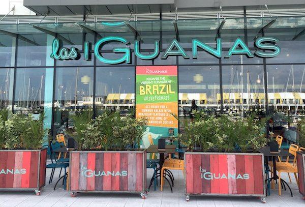 Las Iguanas Brighton Marina Restaurant