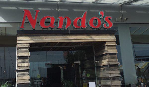 Nandos, Brighton Marina Restauarnt