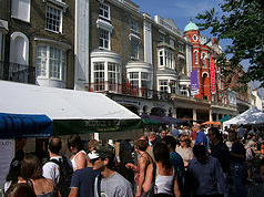 Brighton Food Festival Market, Brighton restaurants Guide and Directory